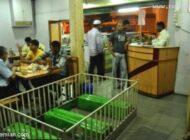 افتتاح رستورانی میان قبرستانی مخوف + عکس