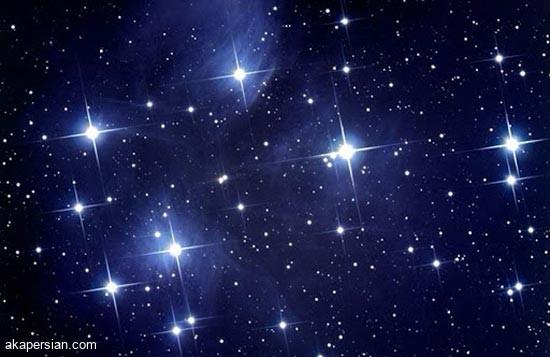 آیا میدانید علت چشمک زدن ستاره ها چیست؟