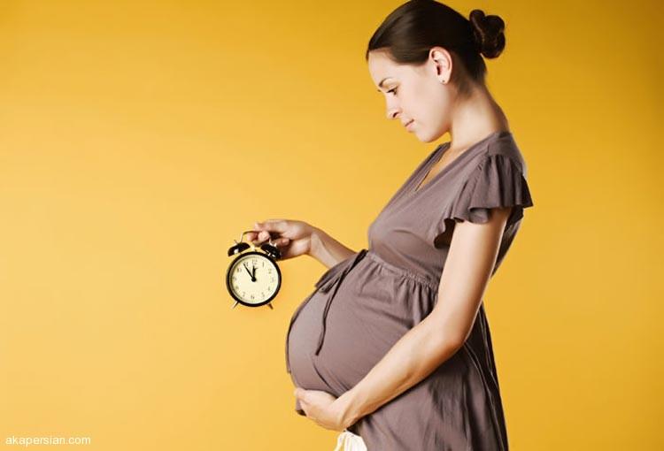 نکات مهم و ارزشمند درباره ماه های آخر بارداری