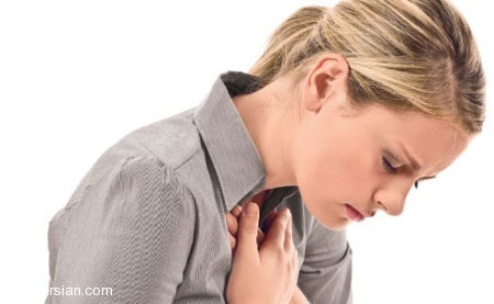 علت و راه درمان تپش قلب بعد از افطار