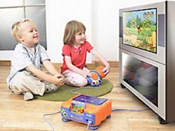 تاثیر تماشای تلوزیون بر کودکان