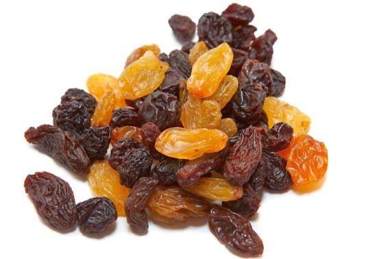 با مصرف کشمش و انگور لاغر شوید