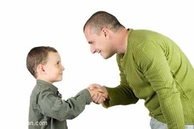 ترفندهای صمیمی تر شدن با فرزندان