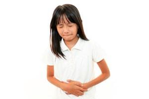 علت دل درد در کودکان و نوزادان