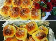 طرز تهیه نان ماست آلمانی