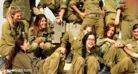 رابطه جنسی دختران اسرائیلی و پسران در پادگان + تصاویر