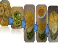 طرز تهیه ترشی چند میوه خانگی
