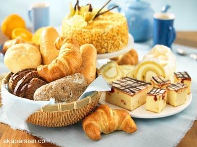 نکات مهم در پخت کیک و شیرینی