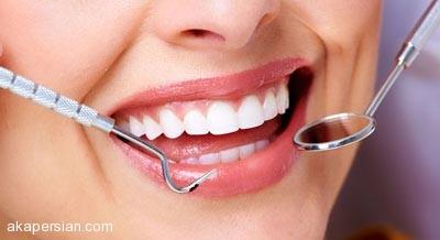 بیماری هایی که از معاینه دهان ها مشخص می شوند