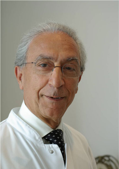 بیوگرافی و زندگینامه پروفسور مجید سمیعی