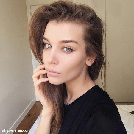 عکس های داریا کنووالوا مدلینگ خوشگل و جذاب
