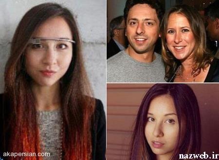 دختر جذابی که باعث جدایی مدیر گوگل از همسرش شد + عکس