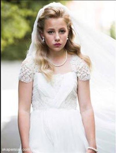 عکس های شب زفاف دختر 12 ساله با مرد 37 ساله