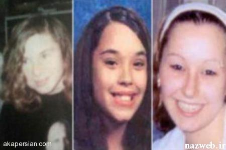 تجاوز 10 ساله به دختران ربوده شده پایان یافت ! + تصاویر