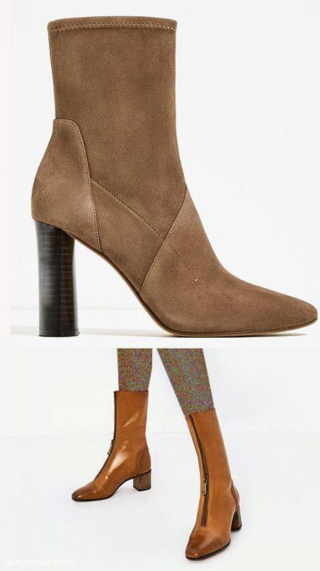 زیباترین مدل کفش و بوت های زنانه 2020