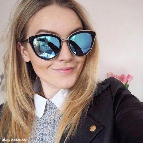 زیباترین مدل عینک آفتابی دختران با کلاس، برترین برند مد نوروز امسال