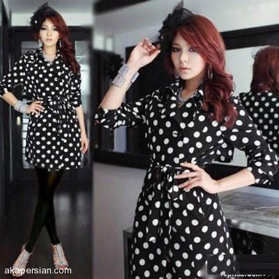 زیباترین مدل مانتوهای دخترانه کره ای