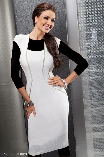 زیباترین مدل سارافون های دخترانه و زنانه کالکشن بهاره و تابستانه