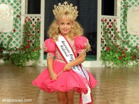 کشته شدن زیباترین ملکه دختر 6 ساله (+عکس)