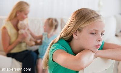 عواقب وحشتناک فرق گذاشتن بین فرزندان