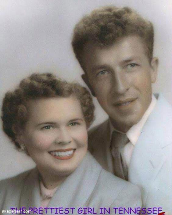 مرگ عاشقانه زن و شوهری به صورت همزمان + عکس