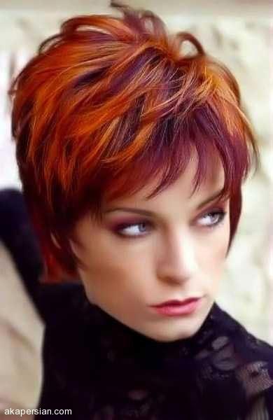 مدل رنگ مو سال 2021 با ترکیب و اسم رنگ
