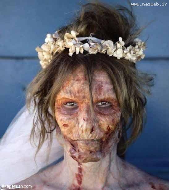 تبدیل دختری به آدمخوار برای ازدواج با یک آدمخوار + عکس