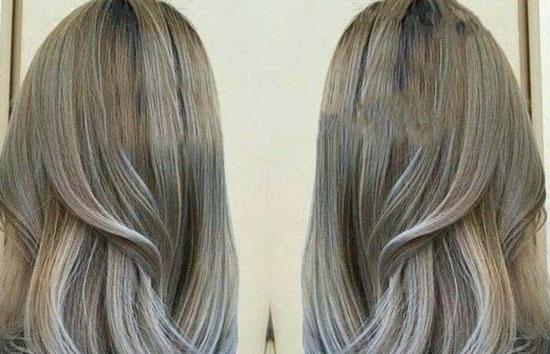 جدیدترین مدل های رنگ مو-آمبره و بالیاژ