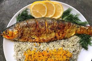 طرز تهیه سبزی پلو با ماهی مخصوص شب عید
