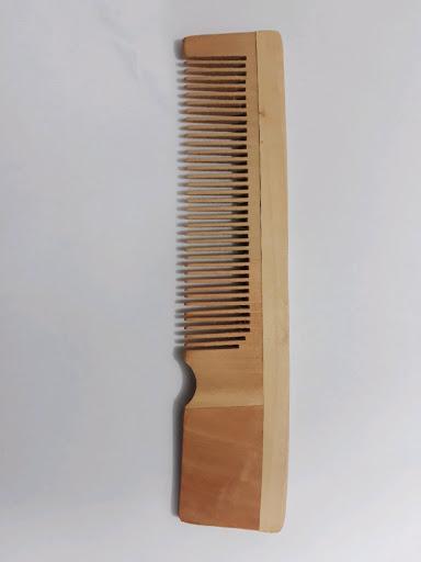 شانهها و برسهای چوبی خواص درمانی دارند