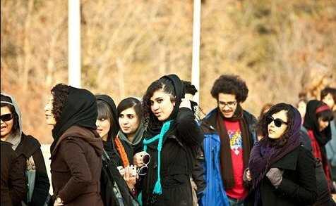 نسبت تعداد دختران به پسران در ایران