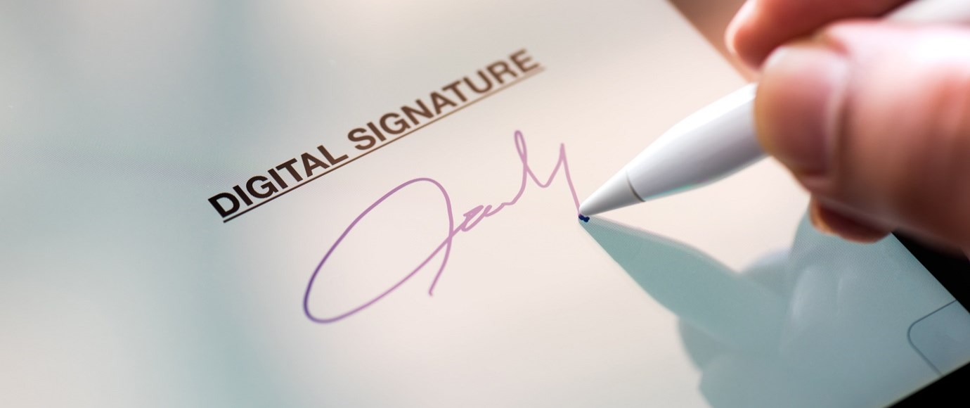 چگونه امضای دیجیتالی درست کنیم ؟