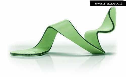 عکسی از عجیب ترین مدل کفش زنانه در دنیا